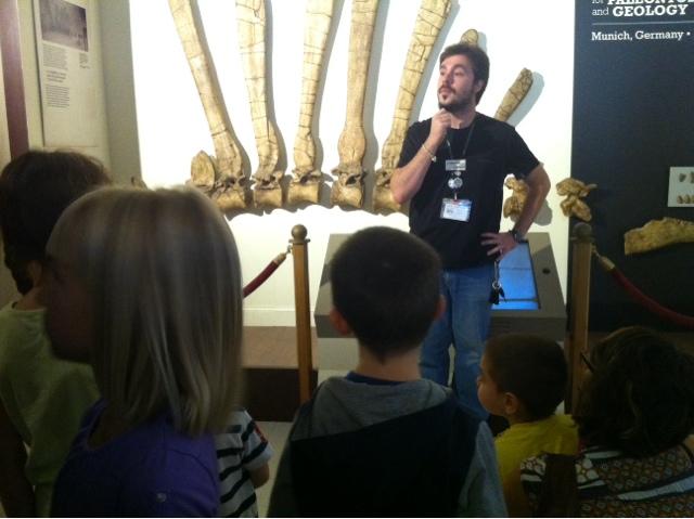 Mostra Spinosaurus