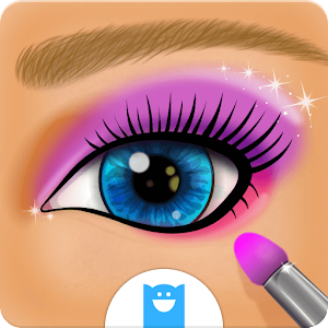 Eye Makeup - Salon Game
