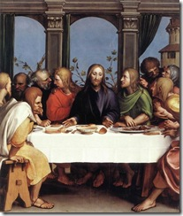 Hans-Holbein-The-Younger-The-Last-Supper