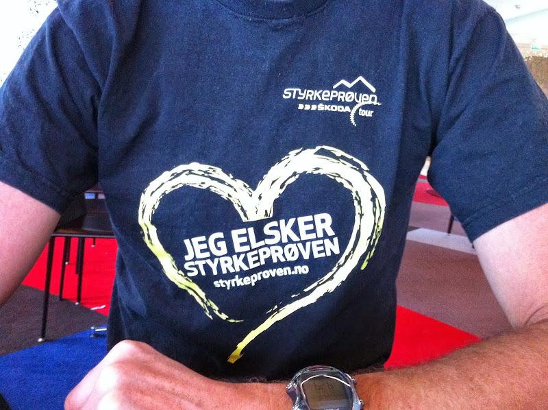 Bilde av Styrkeprøven T-Shirt