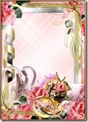 romantic wedding frames (2)