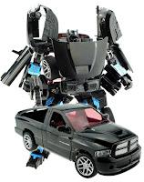 Робот-Трансформер Собирается в Пикап XXL