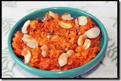 Carrot Halwa - IMG_3198