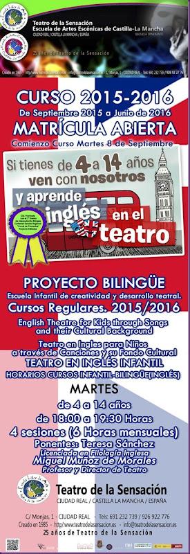 TEATRO EN INGLES 2015-016