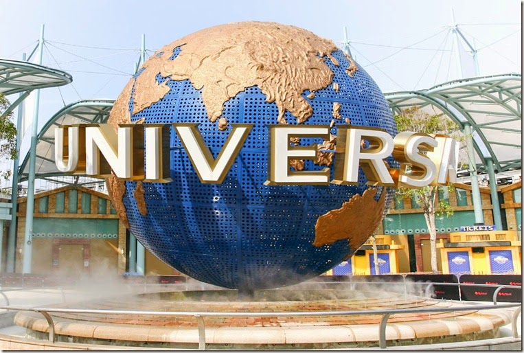 Universal Studios Singapore (USS) Resorts World Sentosa - Definitive Ranking of Rides in terms of thrill factor