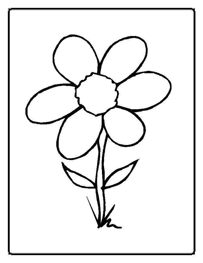 Plant & Flower Coloring Pages PrimaryGames