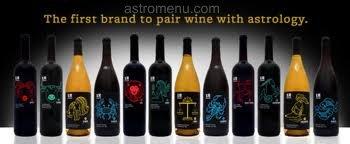 вино 12 знаков Зодиака