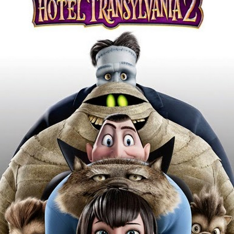 """Hotel Transylvania 2"" Checks-In Teaser Poster"