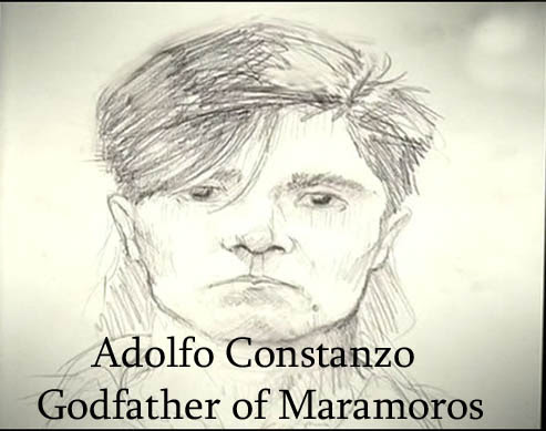 Adolfo Constanzo / Adolfo Constanzo Godfather of Maramoros (2008) PL.TVRip.XviD / Lektor PL
