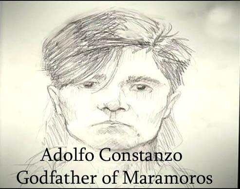 Adolfo Constanzo / Adolfo Constanzo: Godfather of Maramoros (2008) PL.DVBRip.XviD-Sante / Lektor PL