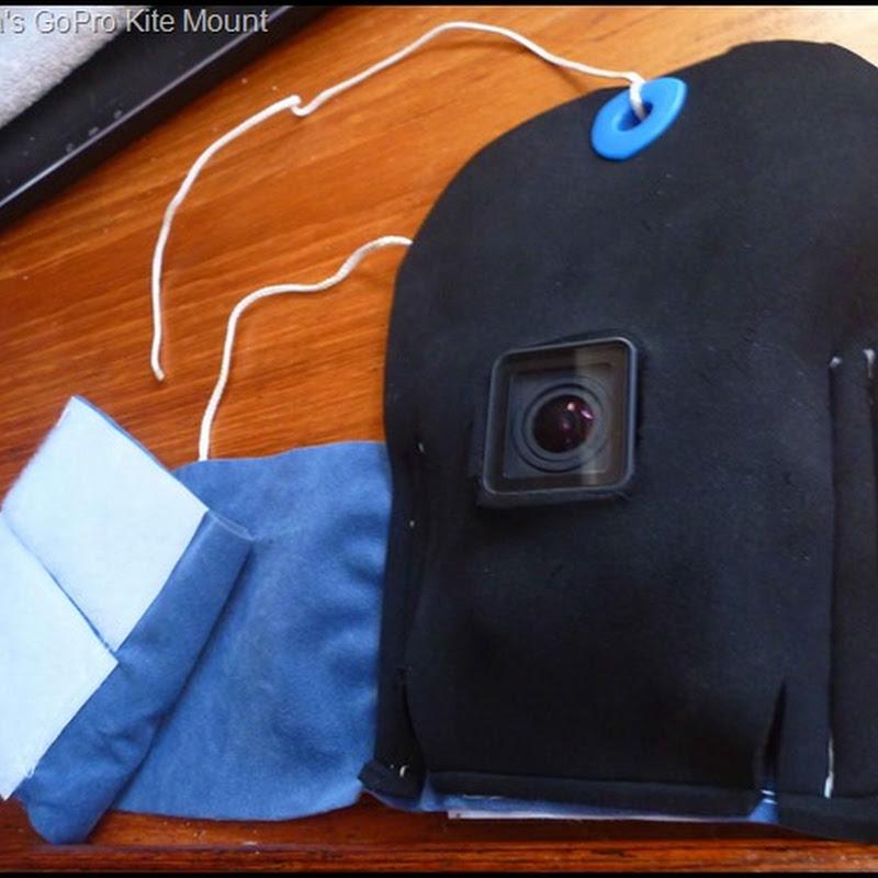Kite Mount for GoPro