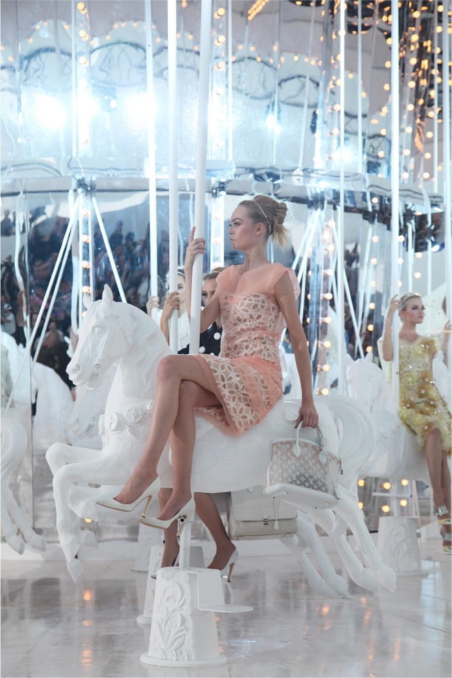 Haute Couture    A White