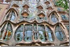 Famous-Gaudi-buildings-in-Barcelona