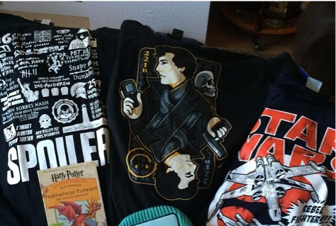 Book Merch - Alles für's Fandomherz