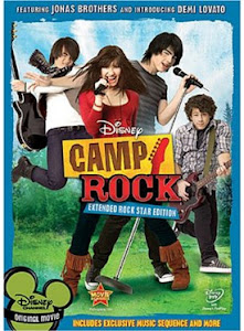 Trại Rock Mùa Hè - Camp Rock poster