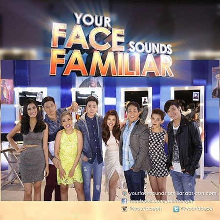 Your Face Sounds Familiar season 2