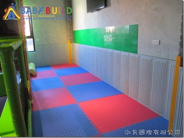 積木遊戲牆