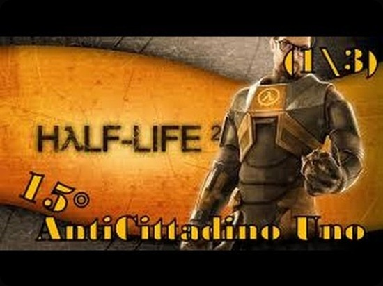 Half-Life2 Anticittadino Uno