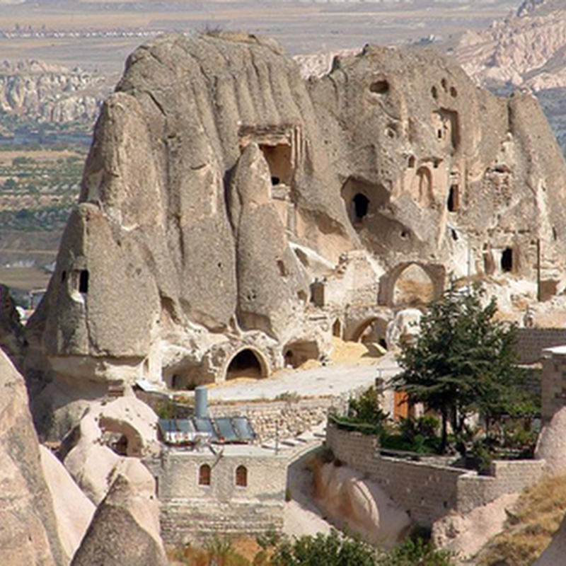 10 CAVE DWELLINGS AROUND THE WORLD YOU SHOULD VISIT