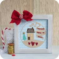 36-natale-quadretto-home decor-fustella-creative rox-craft asylum-sizzix