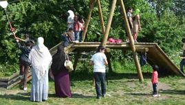 playground παιδική χαρά