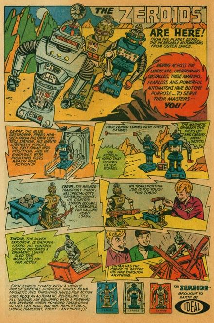 Atom and Hawkman(1968) 39 - 11