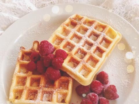 Selfmade Waffles