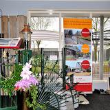 Waardebon voor veranda uitgereikt door In 't Hout Sierconstructies - Foto's Harry Wolterman