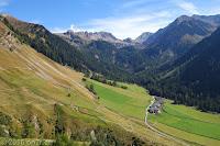 Durchs Sarntal hinauf zum Penser Joch (2211m).