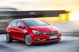 Premières photos officielles de l'Opel Astra