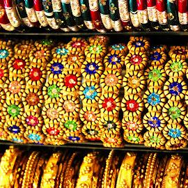 bangles by Megha Chagtoo - Artistic Objects Jewelry