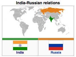 India - Russia Relations