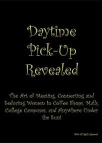 Cover of Oliver Turner's Book Daytime Pick Up Revealed