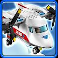 Cargo Plane lego games APK for Bluestacks