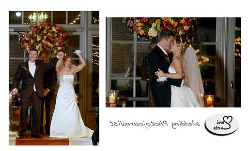 Minneapolis st themes, styles colors tissue balls Candlelit wedding ceremony