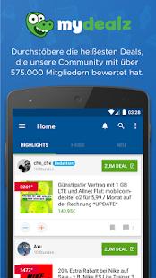 App mydealz – Gutscheine & Deals APK for Kindle