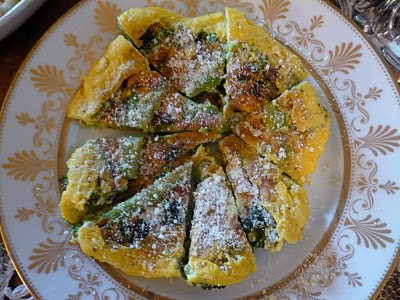 Leftover Broccoli Francese