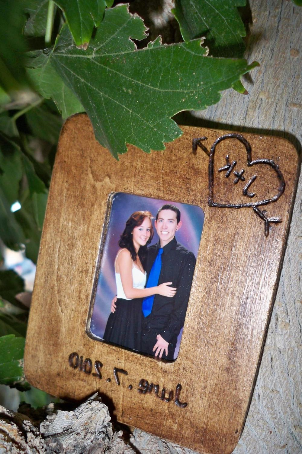 25 Rustic Personalized Wedding