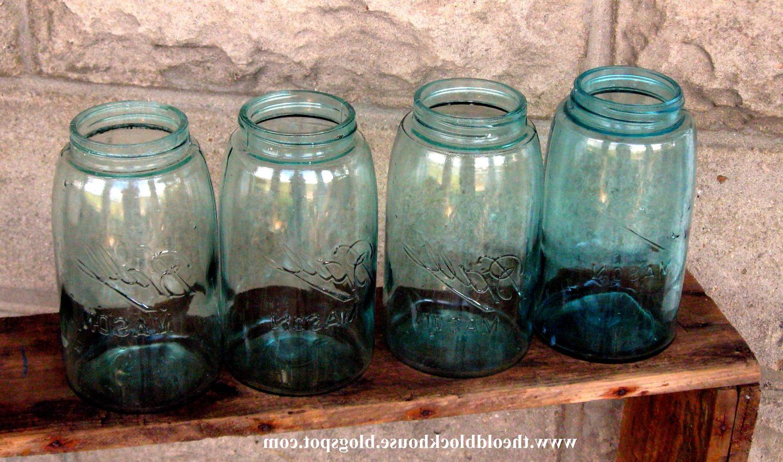 Blue Jars Wedding 1800s Ball