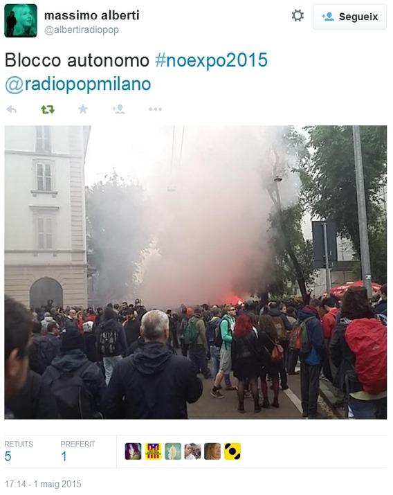 milano2015 inauguracion e manifestacion 2