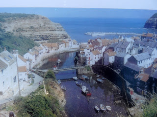Staithes on a good day