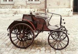 Panhard 1891 prototype