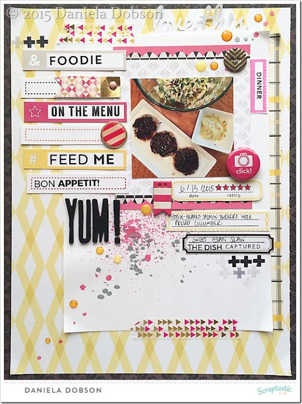 Yum by Daniela Dobson
