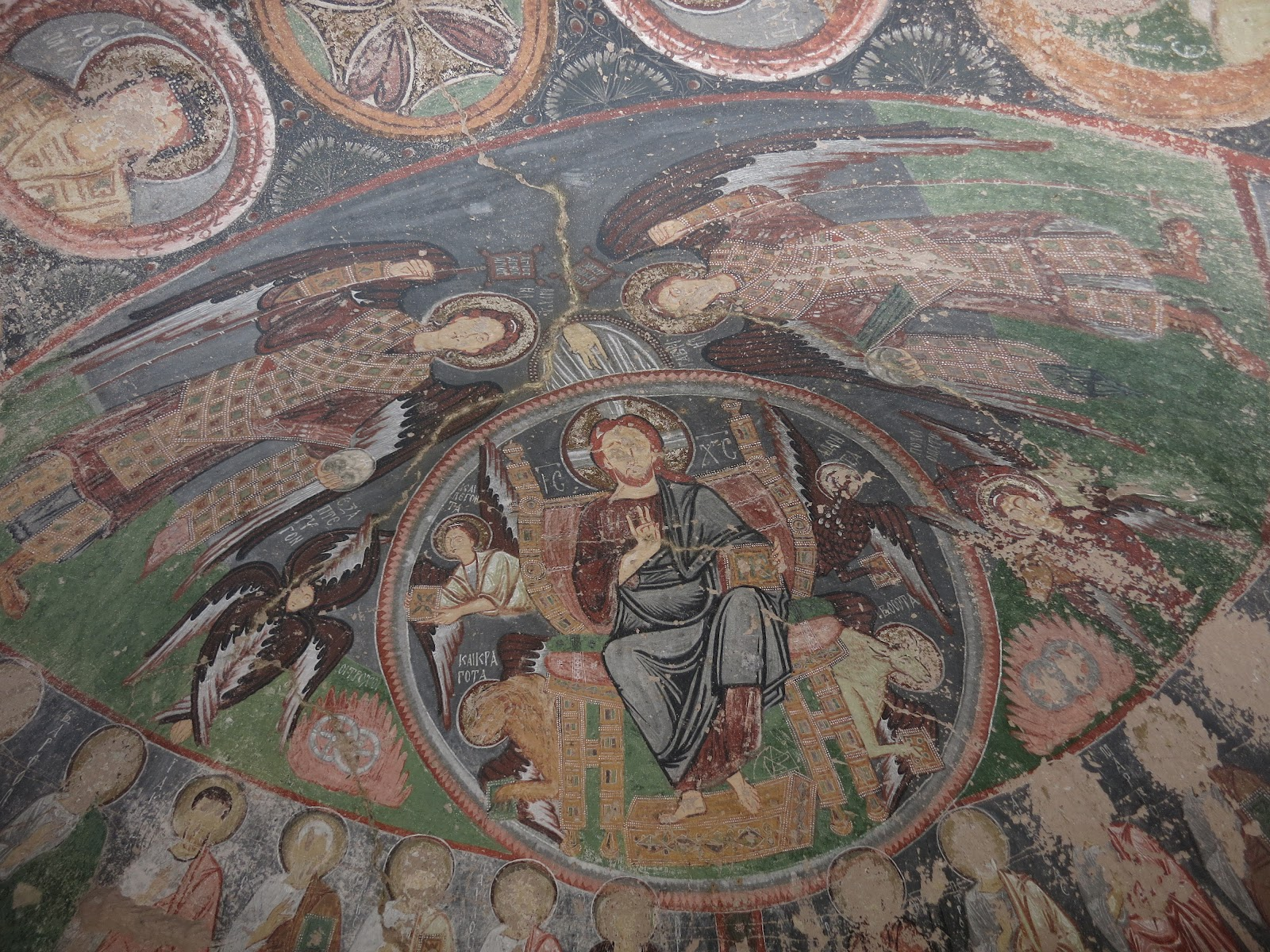 Hacli Church Frescoes