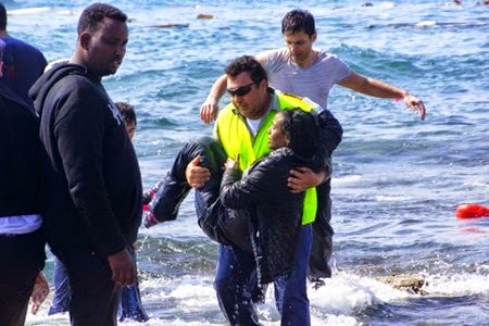 Greece Migrants Drown