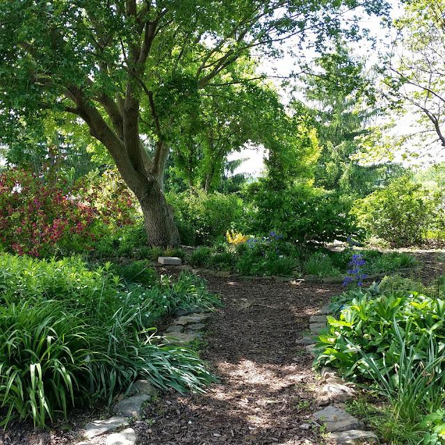 Springfield Missouri Botanical Gardens