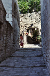 Vaison La Romaine - Medieval Street