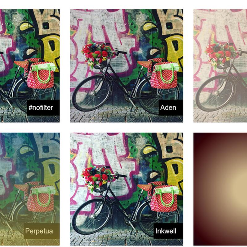 CSSGram, para agregar efectos tipo Instagram a nuestras imágenes en CSS