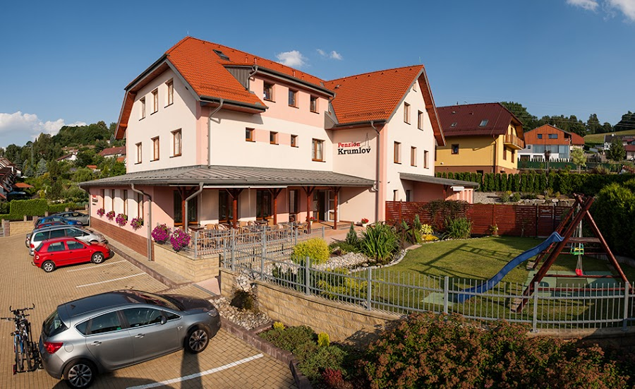 Фото с сайта http://www.penzionkrumlov.cz/