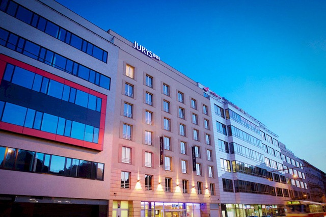 Jurys Inn Prague Exterior
